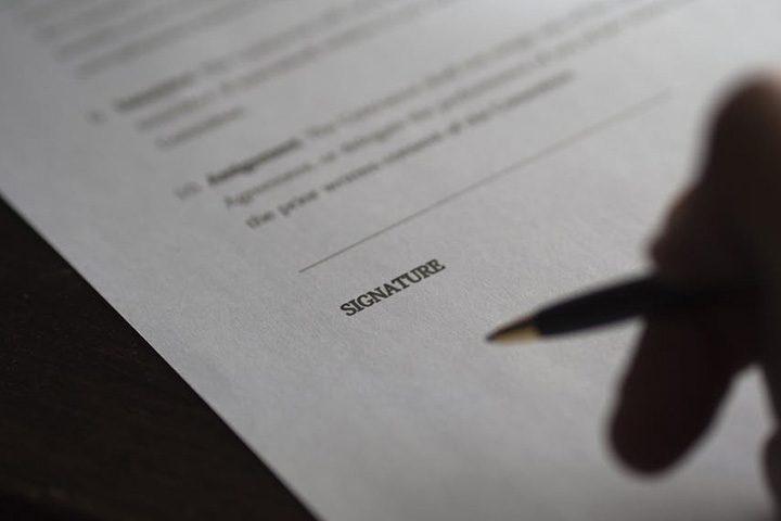 Forging Signatures