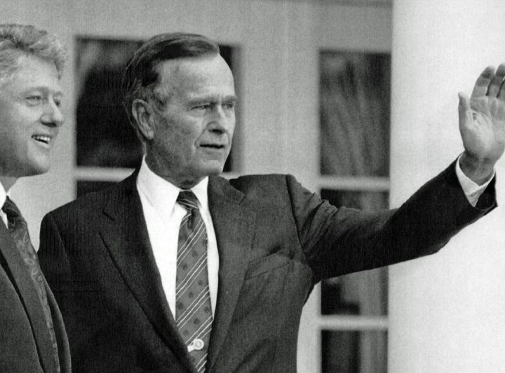 Leaving a Legacy of Integrity - George H.W. Bush